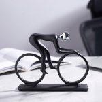 Statueta din rasona ciclist