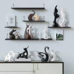 Decoratiuni abstracte si moderne animale