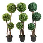 Plante artificiale realistice pentru interior si exterior