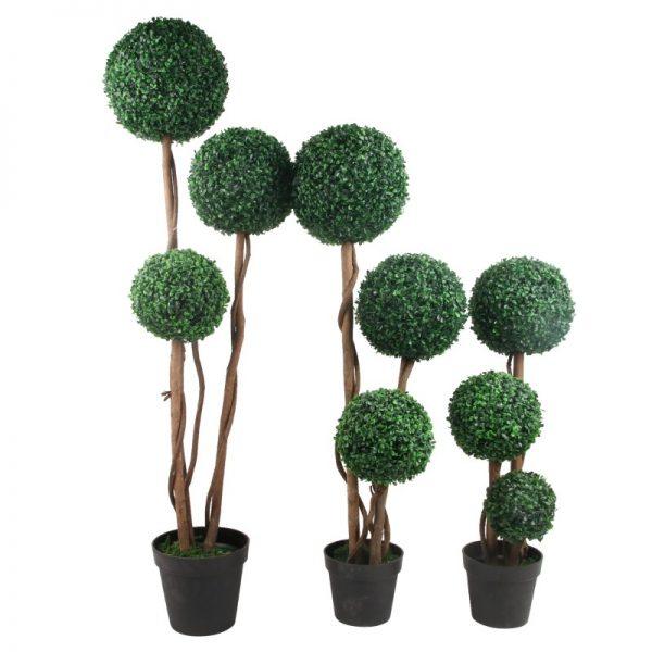 Plante artificiale inalte de exterior si interior.
