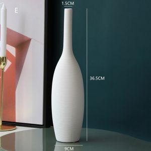 Vaza ceramica inalta
